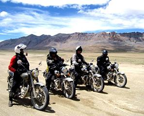 bikes rental manali