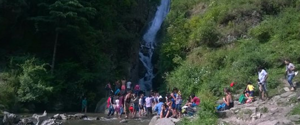 Vashisht Jogni Waterfall Trek
